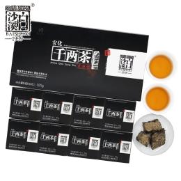 白沙溪盒装直泡千两茶320g